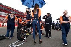 Bo Bendsneyder, Red Bull KTM Ajo, mit Girl