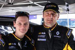 Sarah Tharin, Florian Gonon, Renault Clio R3T