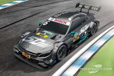 Nuevo Diseño AMG DTM
