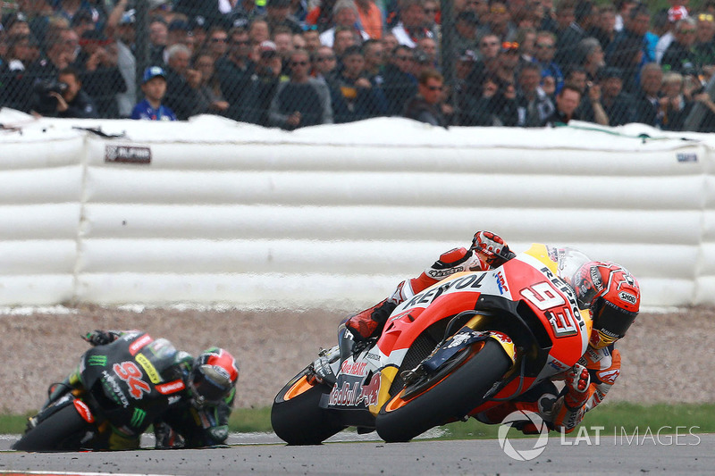 Marc Marquez, Repsol Honda Team, Jonas Folger, Monster Yamaha Tech 3