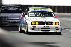 Christian Reuter BMW E30 M3 DTM