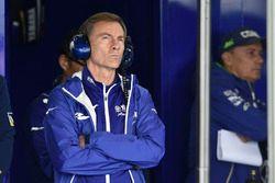 Lin Jarvis, Managing Director Yamaha Factory Racing