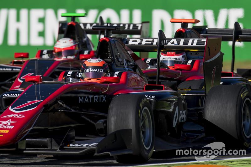 Equipo campeón de la GP3 en 2017: ART Grand Prix