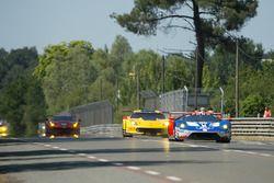 #68 Ford Chip Ganassi Racing Ford GT : Joey Hand, Dirk Müller, Tony Kanaan