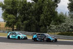 Stefano Comini, Comtoyou Racing, Audi RS3 LMS, Jean-Karl Vernay, Leopard Racing Team WRT, Volkswagen