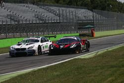 BMW M6 S.GT3 #15 BMW Team Italia: Comandini-Cerqui
