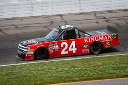 Justin Haley, Kingman Chevrolet Chevrolet Silverado