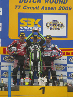 Chris Walker, Kawasaki Racing, winner Assen, 2006