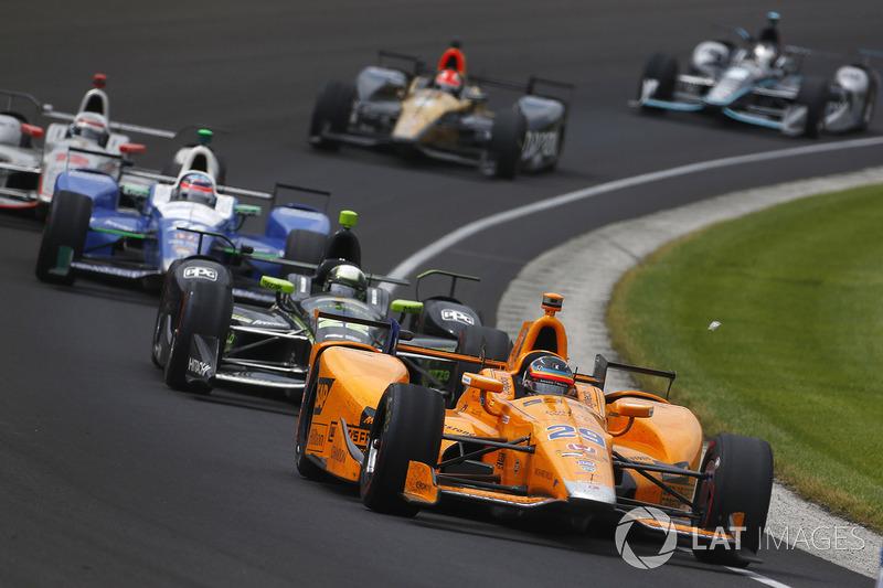 Alonso: Foco total em vencer as 500 milhas de Indianápolis