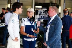 Lance Stroll, Williams, Anne Bradshaw