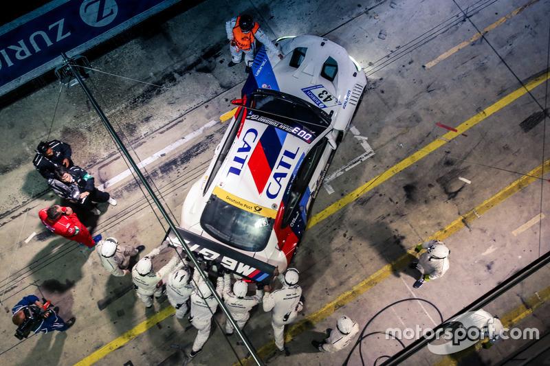 #43 BMW Team Schnitzer, BMW M6 GT3