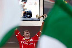 Riccardo Adami, Ferrari, Renningenieur