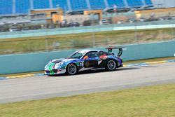 #19 MP1B Porsche 991, Juan Fayen, Formula Motorsport