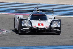 Foto del Porsche 919 Hybrid