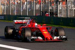 Ganador, Sebastian Vettel, Ferrari SF70H