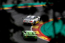 #98 Rowe Racing BMW M6 GT3: Bruno Spengler, Nicky Catsburg, Tom Blomqvist, #19 GRT Grasser Racing Te