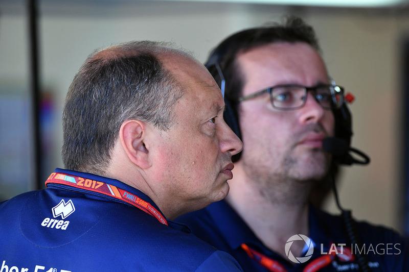 Фредерік Вассьор, керівник команди Sauber