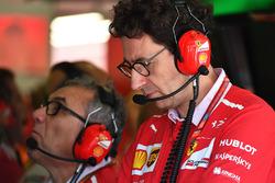 Технический директор Ferrari Маттиа Бинотто