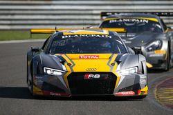 #17 Belgian Audi Club Team WRT Audi R8 LMS: Stuart Leonard, Jamie Green, Jake Dennis