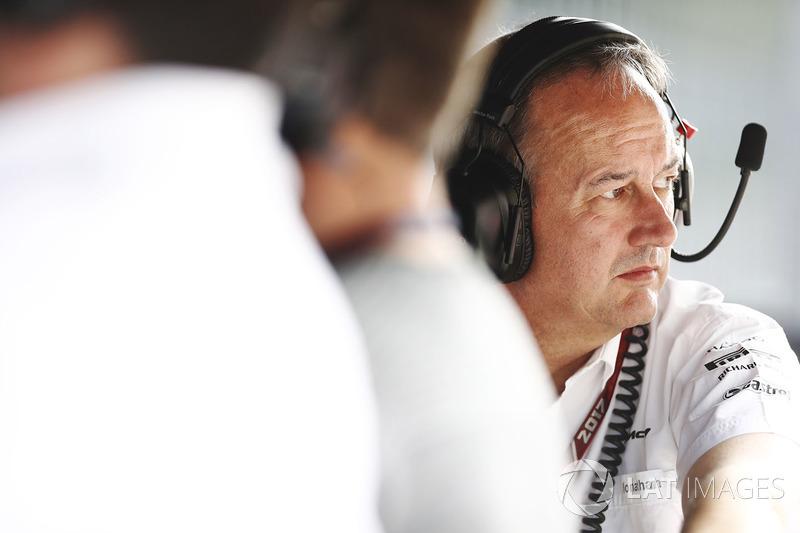 Jonathan Neale, McLaren-Geschäftsführer