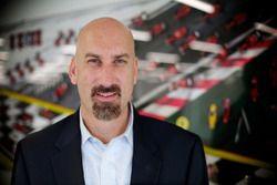 Kevin Annison, President for Motorsport.tv