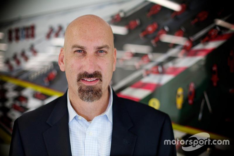 Kevin Annison, Präsident von Motorsport.tv