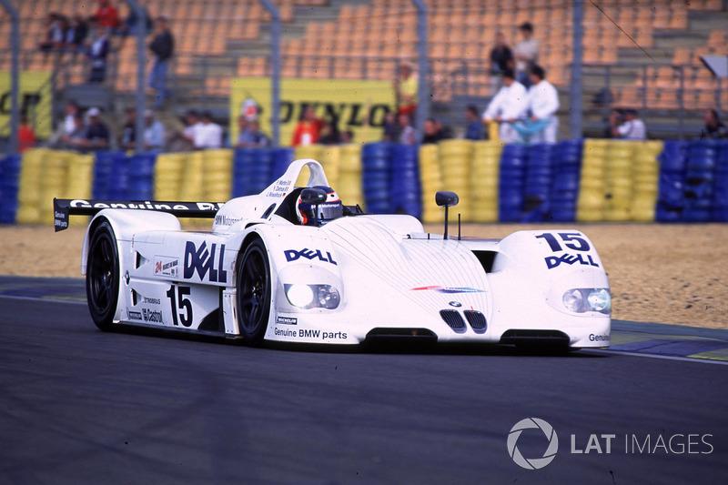 1999: Pierluigi Martini, Yannick Dalmas, Joachim Winkelhock, BMW V12 LMR