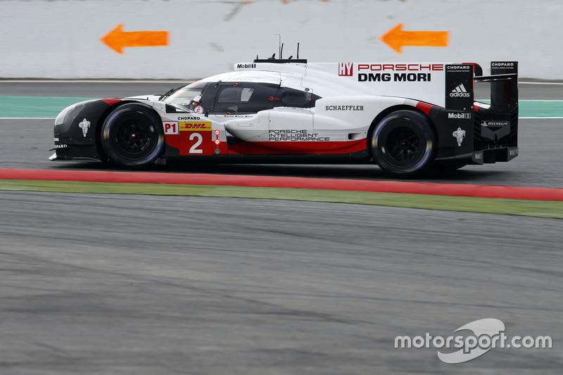5. LMP1: #2 Porsche Team, Porsche 919 Hybrid