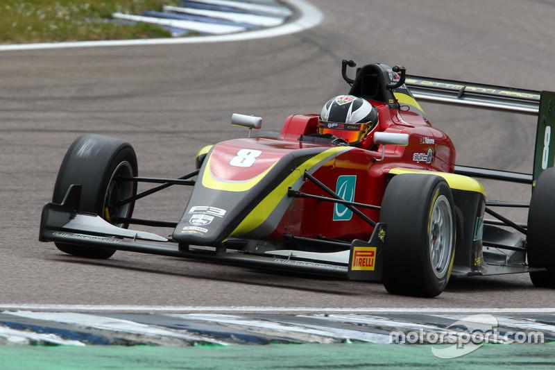 Jeremy Wahome, Chris Dittmann Racing