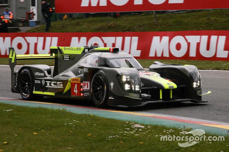 6. LMP1: #4 ByKolles Racing, CLM P1/01