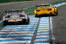 Gary Paffett Mercedes-AMG Team HWA, Mercedes-AMG C63 DTM; Timo Glock, BMW Team RMG, BMW M4 DTM