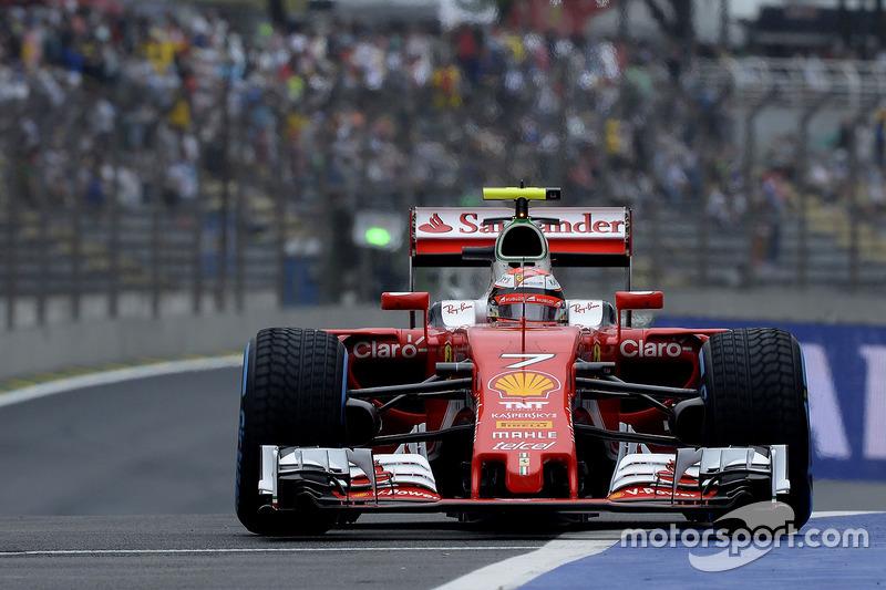 3: Кімі Райкконен, Ferrari SF16-H