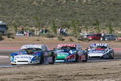Martin Ponte, GT Racing Dodge, Matias Jalaf, Car Racing Torino, Gabriel Ponce de Leon, Ponce de Leon