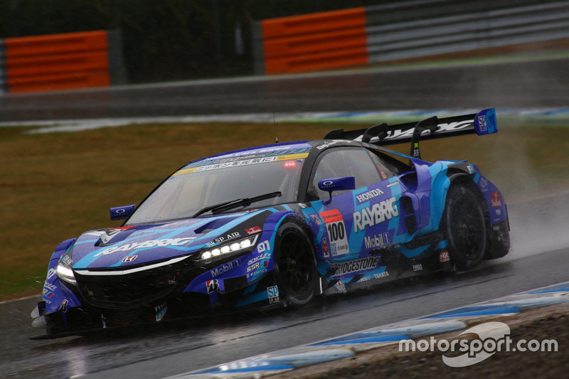 #100 RAYBRIG NSX CONCEPT-GT