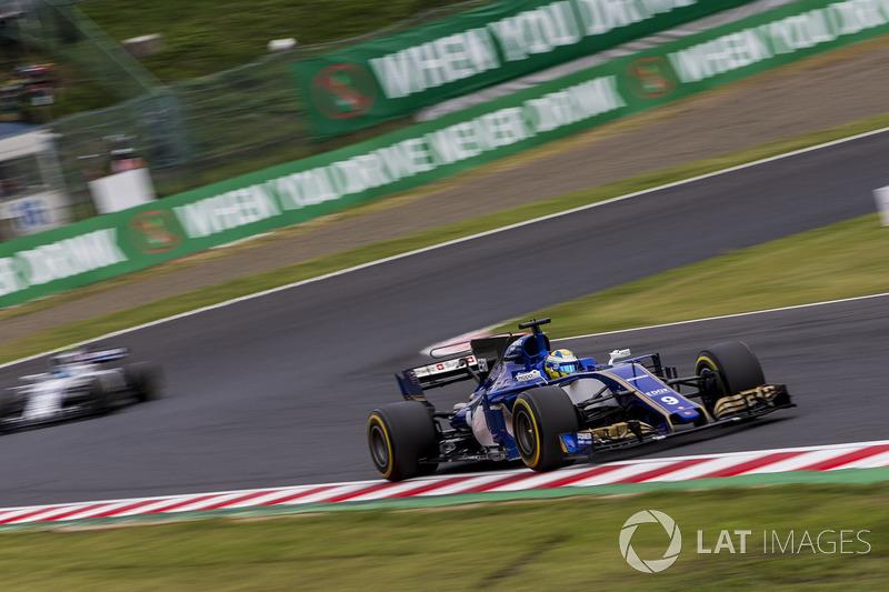18. Marcus Ericsson, Sauber