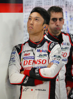 Kazuki Nakajima, Sébastien Buemi, Toyota Racing