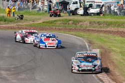 Christian Ledesma, Las Toscas Racing Chevrolet, Sebastian Diruscio, SGV Racing Dodge, Christian Dose, Dose Competicion Chevrolet