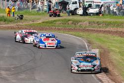 Christian Ledesma, Las Toscas Racing Chevrolet, Sebastian Diruscio, SGV Racing Dodge, Christian Dose