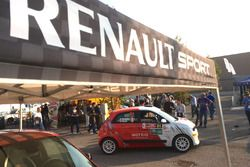 Presentazione Renault Twingo GT R1