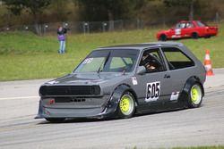 Yves Hängärtner, VW Polo MB, MB Motorsport, Prove
