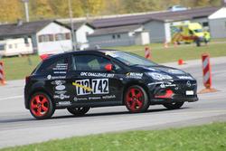 Thierry Kilchenmann, Opel Corsa OPC, Belwag Racing Team, Rennen 2
