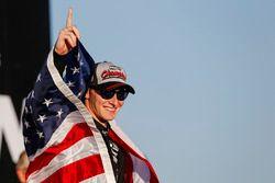 2017 champion Josef Newgarden, Team Penske Chevrolet