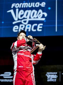1st Place, Olli Pahkala, Mahindra Racing