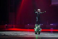 Stuntshow von Terry Grant