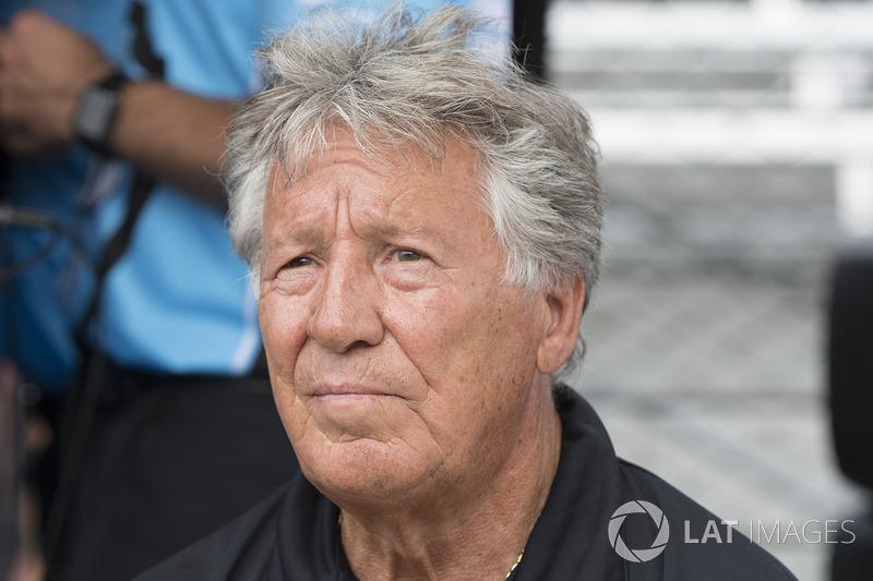 2. Mario Andretti: 52 Siege