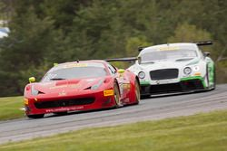 #013 R. Ferri Motorsport Ferrari 458 GT3: Terry Borcheller, Marc Muzzo