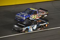 Christopher Bell, Kyle Busch Motorsports, Toyota; T.J. Bell, Chevrolet