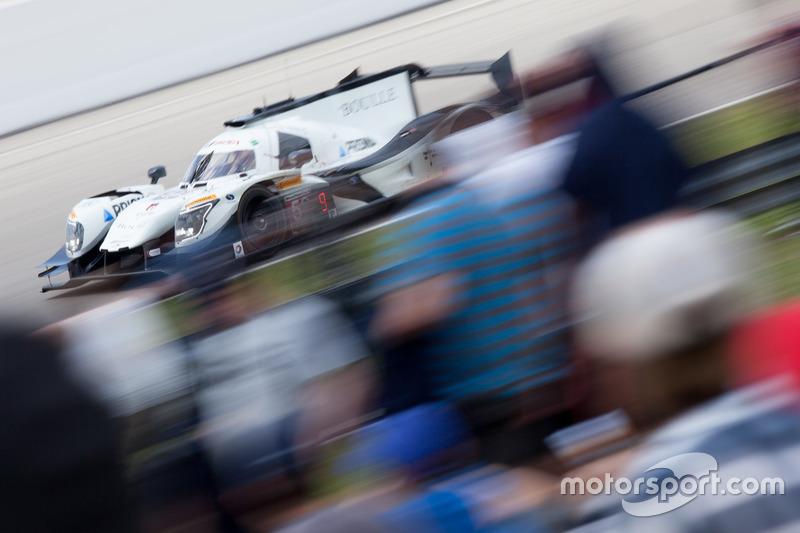 #52 PR1 Mathiasen Motorsports Ligier: Nicholas Boulle, David Ostella