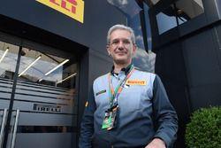 Gianni Guidotti, Motorsport Head of Technical and Commercial Operations di Pirelli