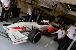 David Saleens, F1 Experiences coche de 2 plazas